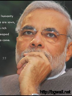 Narendra Modi Quotes Wallpaper
