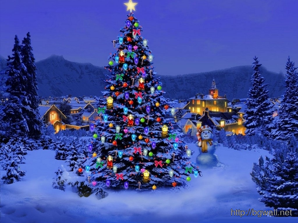 christmas wallpaper for computer background 2