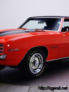 1969-Camaro-Classic-Car-Wallpaper
