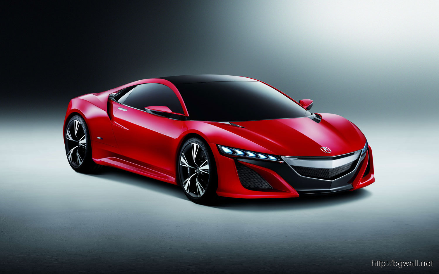 Acura-NSX-Concept-HD-Wallpaper