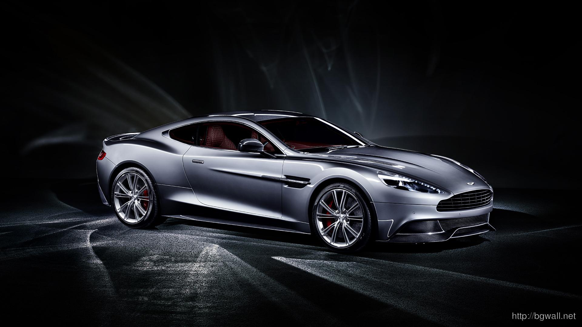 Aston Martin HD Wallpaper