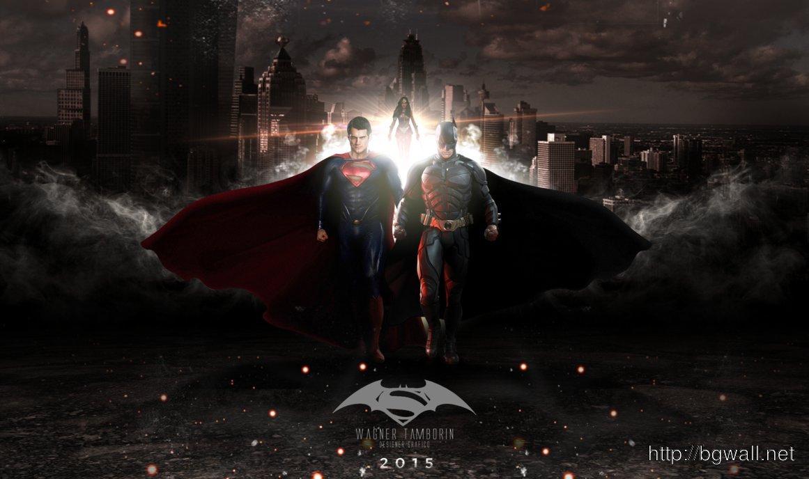 Batman-Superman-Beautiful--Wallpaper
