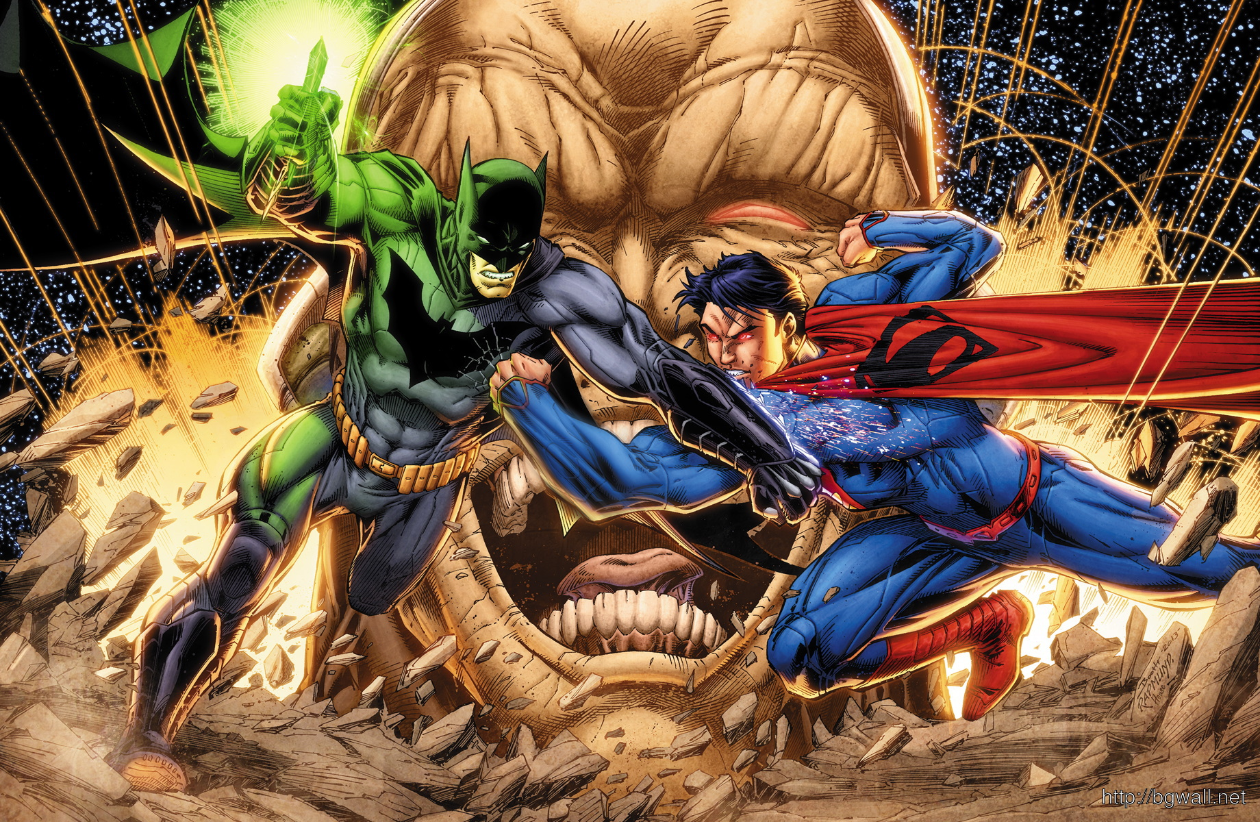 Batman-Superman-High-Definition-Wallpaper