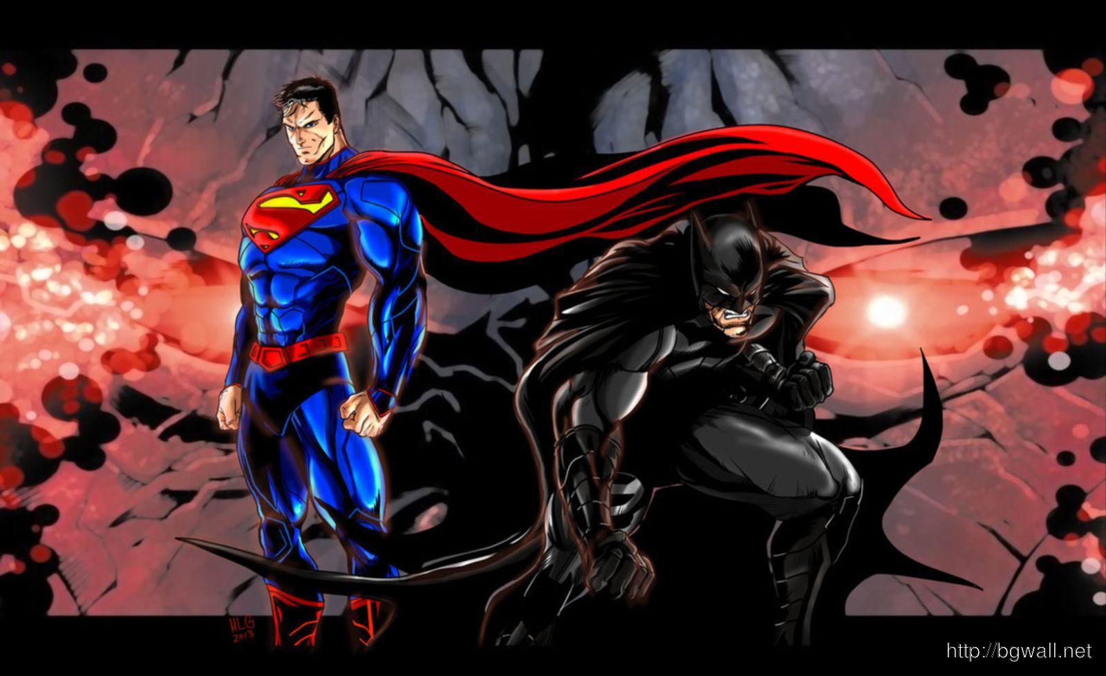 Batman-VS-Superman-Android-Wallpaper