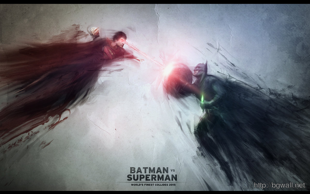 Batman VS Superman Movies 2014 Wallpaper