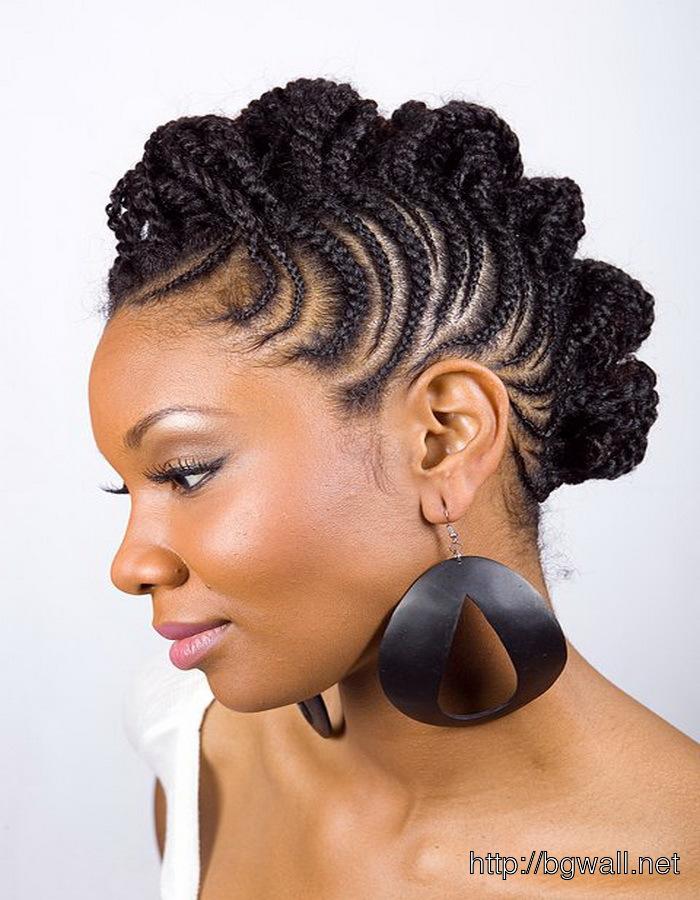Black-Braided-Hairstyle-Ideas-for-Short-Hair