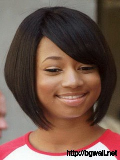 Black-Hairstyle-Ideas-for-Round-Faces-2014