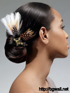 Black-Wedding-Hairstyle-Ideas-for-Bridesmaids