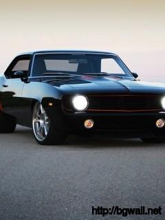 Chevrolet-1969-Camaro-Photography-Wallpaper