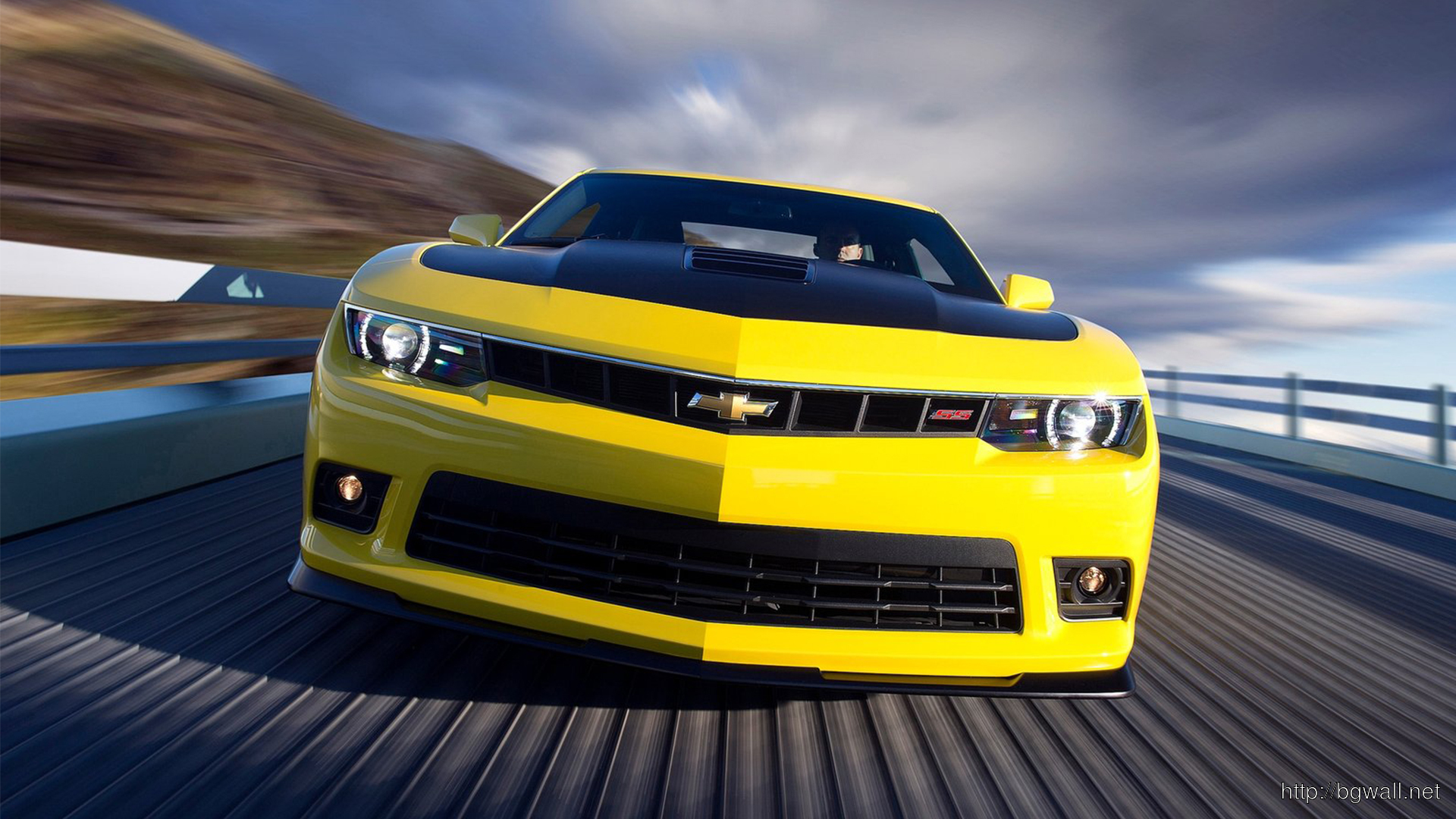 Chevrolet Camaro Laptop Wallpaper Background Wallpaper Hd