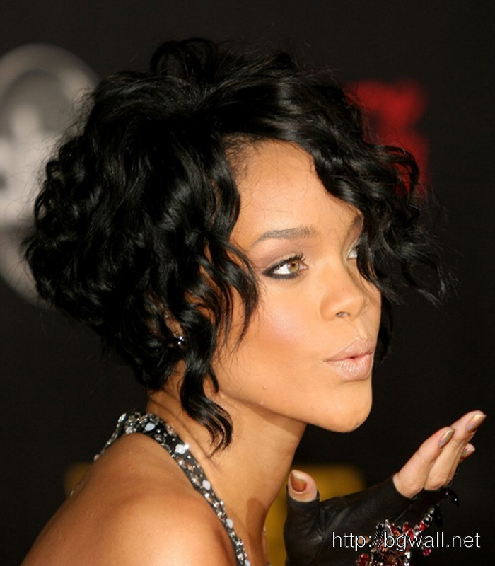 Curly Hairstyle Ideas For Black Women 2014