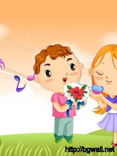 Cute-Couple-Cartoons-Wallpaper
