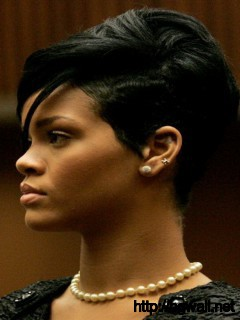 Cute-Short-Black-Hairstyle-Ideas-2014