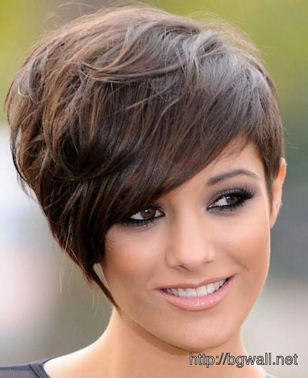 Pleasing Cute Short Hairstyle Ideas For Thin Hair Background Wallpaper Hd Short Hairstyles Gunalazisus