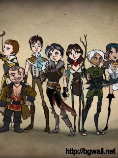 Dragon-Age-2-Drawn--Wallpaper
