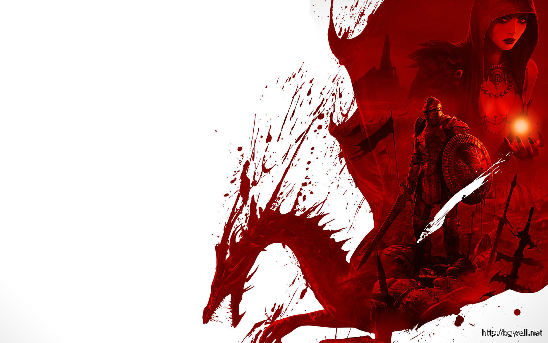 Dragon Age Games Wallpaper