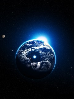 Earth-Galaxy-HD-Wallpaper