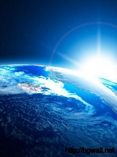 Earth-Light-3D-Wallpaper
