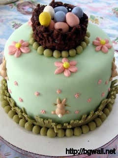 Easter cake ideas Wallpaper