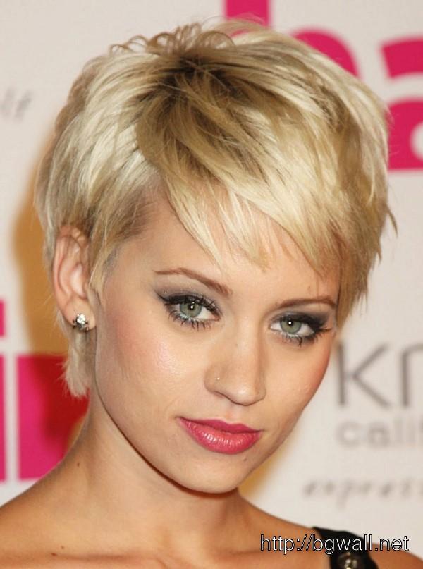 Hairstyle Ideas For Short Hair : ... hair short hairstyle ideas for thin hair over 50 short hairstyle ideas