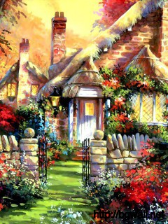 House-Art-HD-Wide-Wallpaper