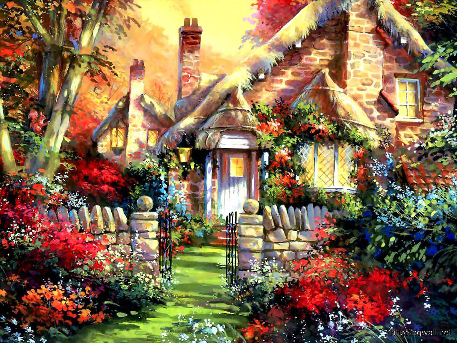 House-Art-HD-Wide-Wallpaper