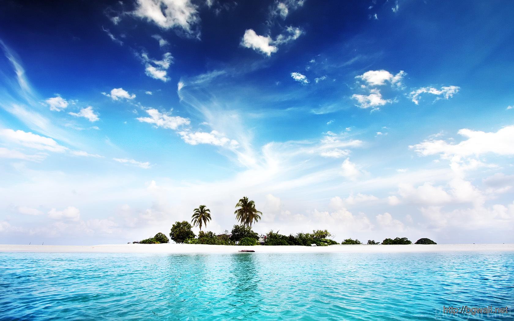 Island-Widescreen-Wallpaper