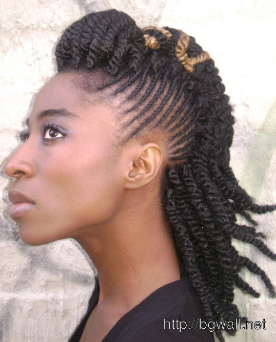 Awesome Natural Hairstyle Ideas For Black Women With Kinky Hair Short Hairstyles For Black Women Fulllsitofus