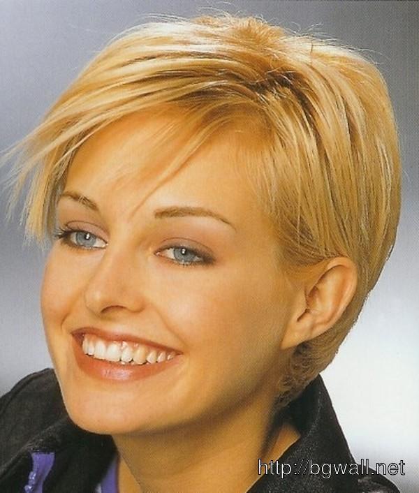 Magnificent Super Short Hairstyle Ideas For Fine Hair Background Wallpaper Hd Short Hairstyles Gunalazisus