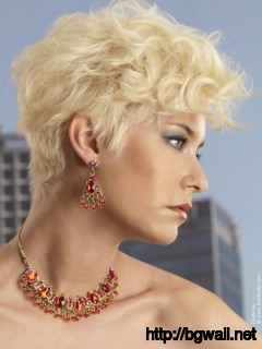 short-curly-haircut-pinterest