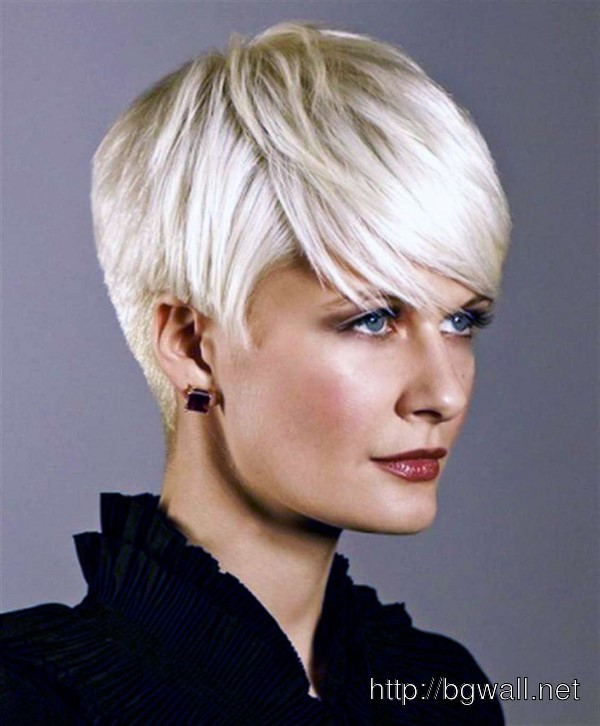 Short Hairstyle Ideas For Fine Hair 2014 Background
