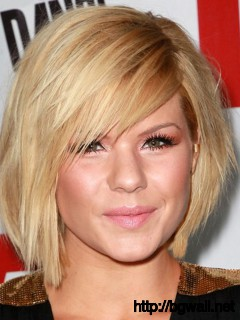 short-hairstyle-ideas-for-thin-hair-round-face