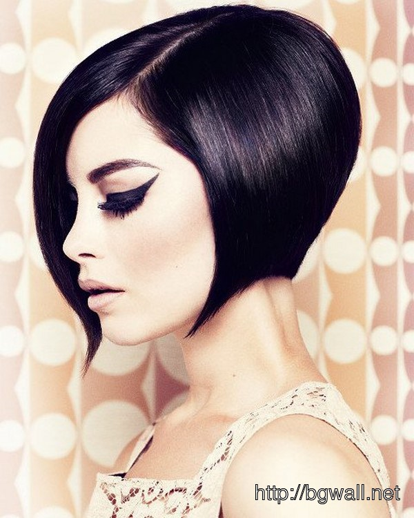 Short Layered Haircut For Round Fat Faces – Background Wallpaper HD