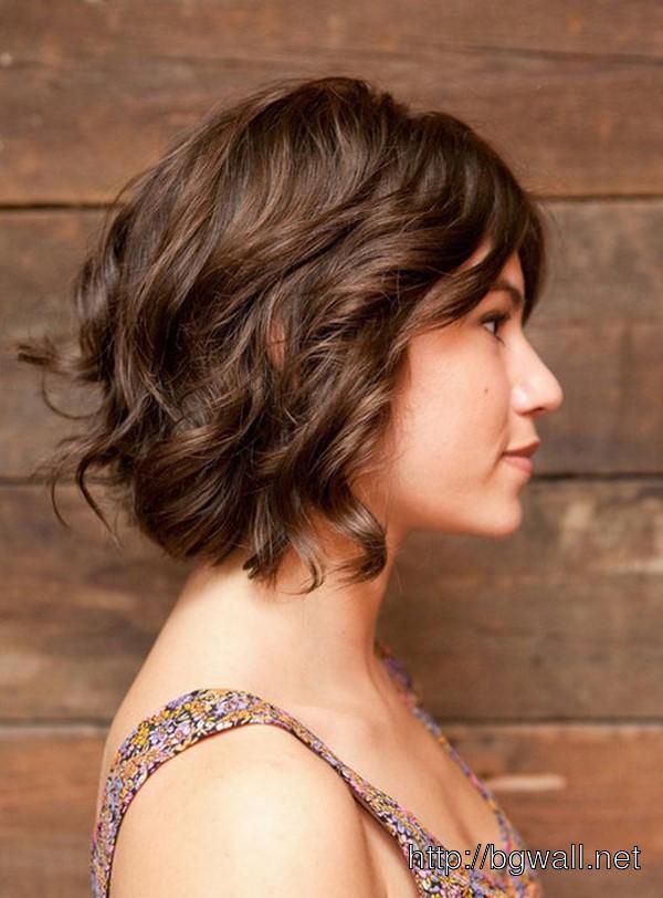 Short Haircut For Fine Hair Cute Layered Haircut For Short Hair Short ...