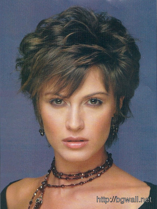 Short Layered Hairstyle Ideas For Fine Hair Over 50