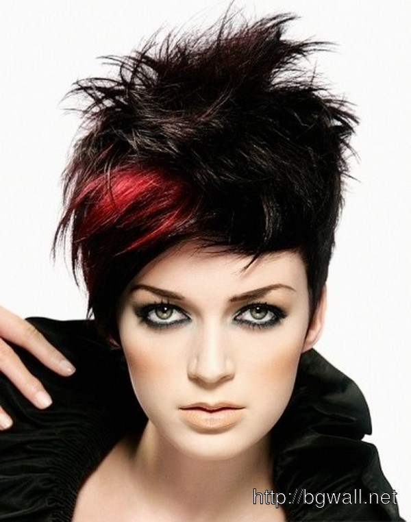 short-tapered-black-hairstyle-ideas