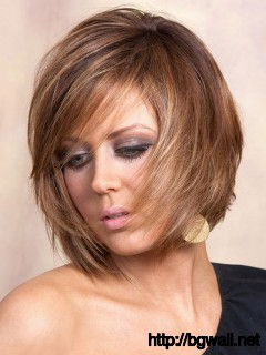 simple-hairstyle-ideas-for-short-layered-hair
