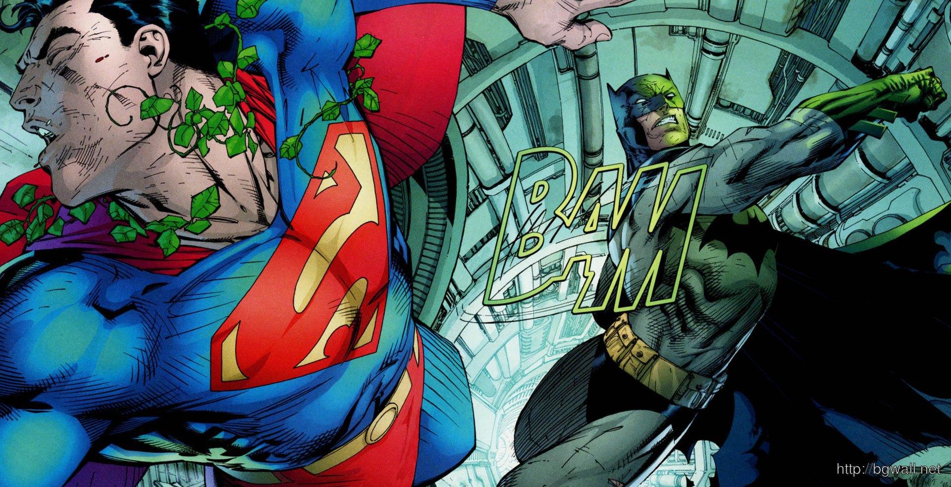 Superman-Vs-Batman-Wallpaper