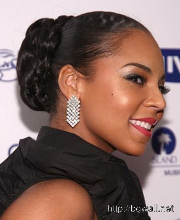 Updo-Black-Women-Hairstyle-Ideas-2014