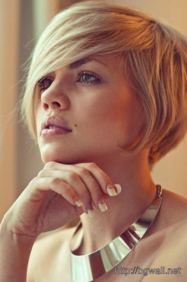 Very Short Layered Bob Haircut – Background Wallpaper HD