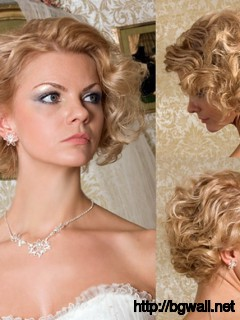 wedding-hairstyle-ideas-for-short-curly-hair