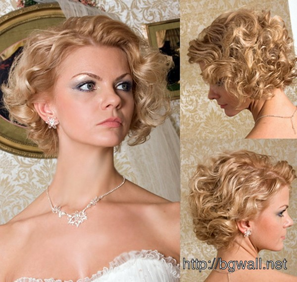 Simple Hairstyle Ideas For Curly Hair : Cute hairstyle ideas for really short curly hair
