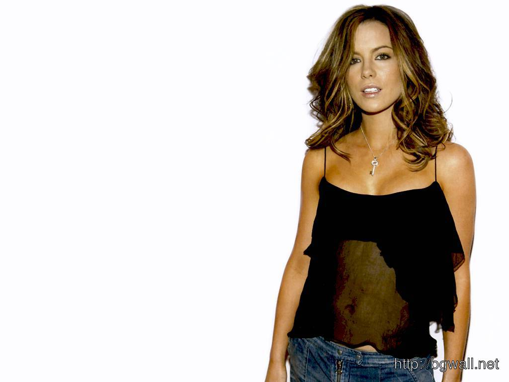 Hot n Gorgeous Kate Beckinsale Wallpaper