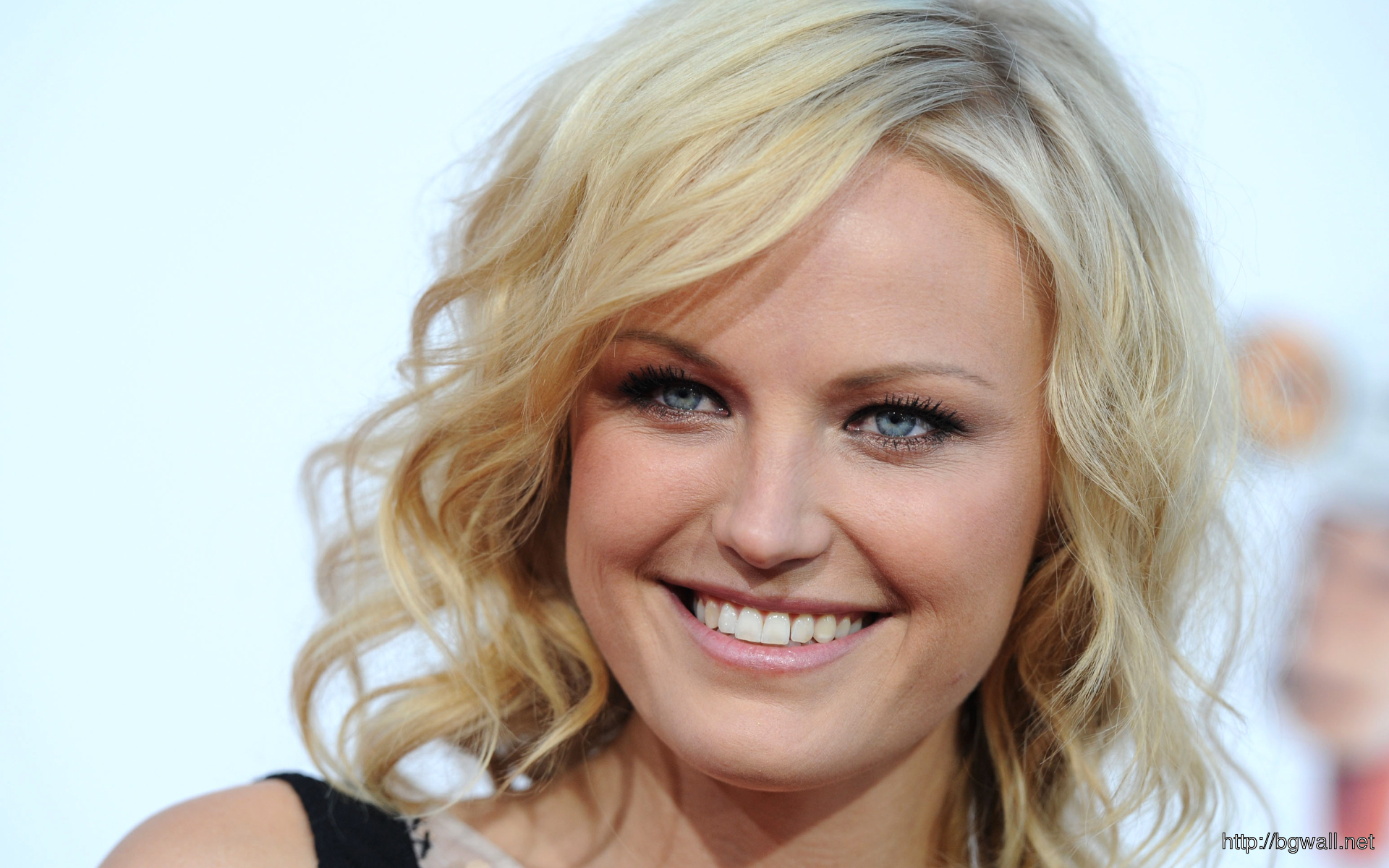 Malin Akerman Smile Wallpaper