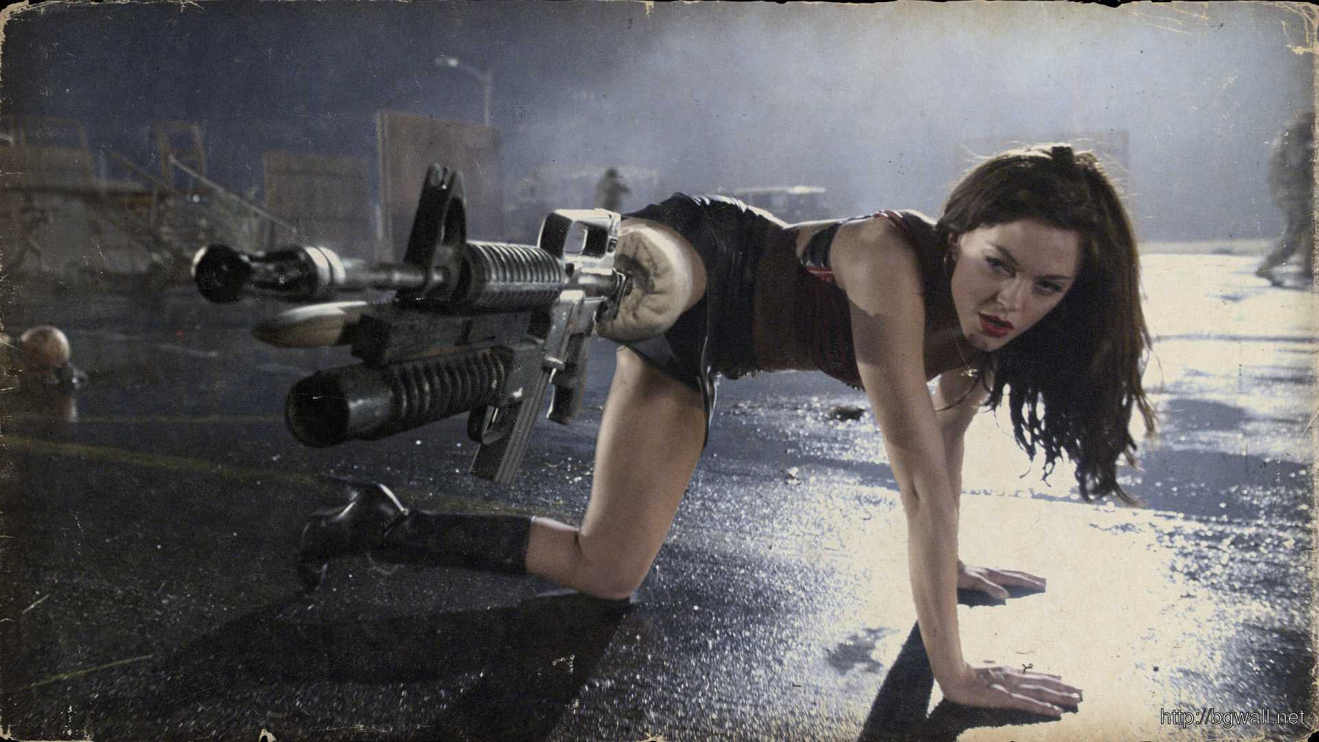 Planet Terror Background Pic