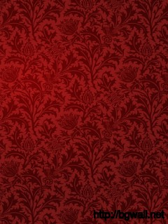 Red Pattern Background Photo