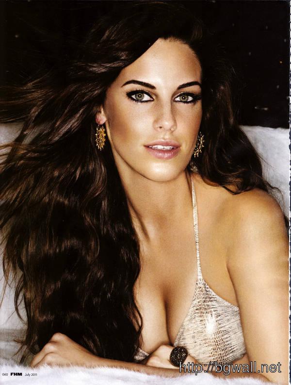 Stunning Jessica Lowndes Hot Photo