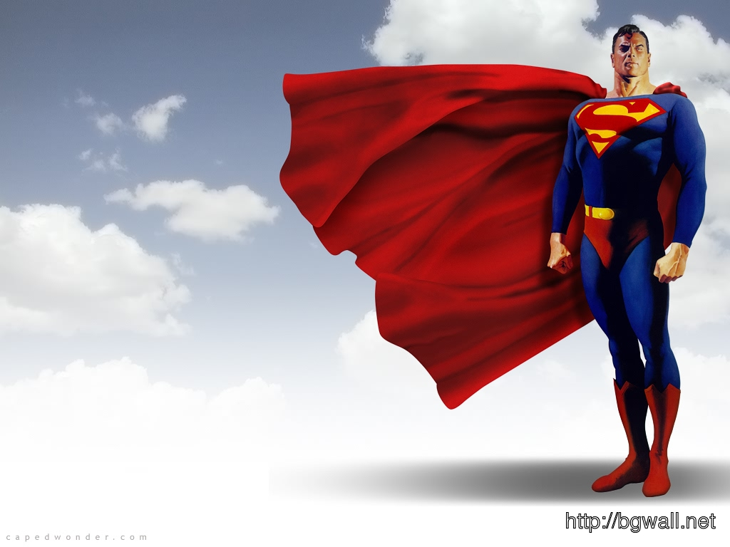 Superman Background Picture