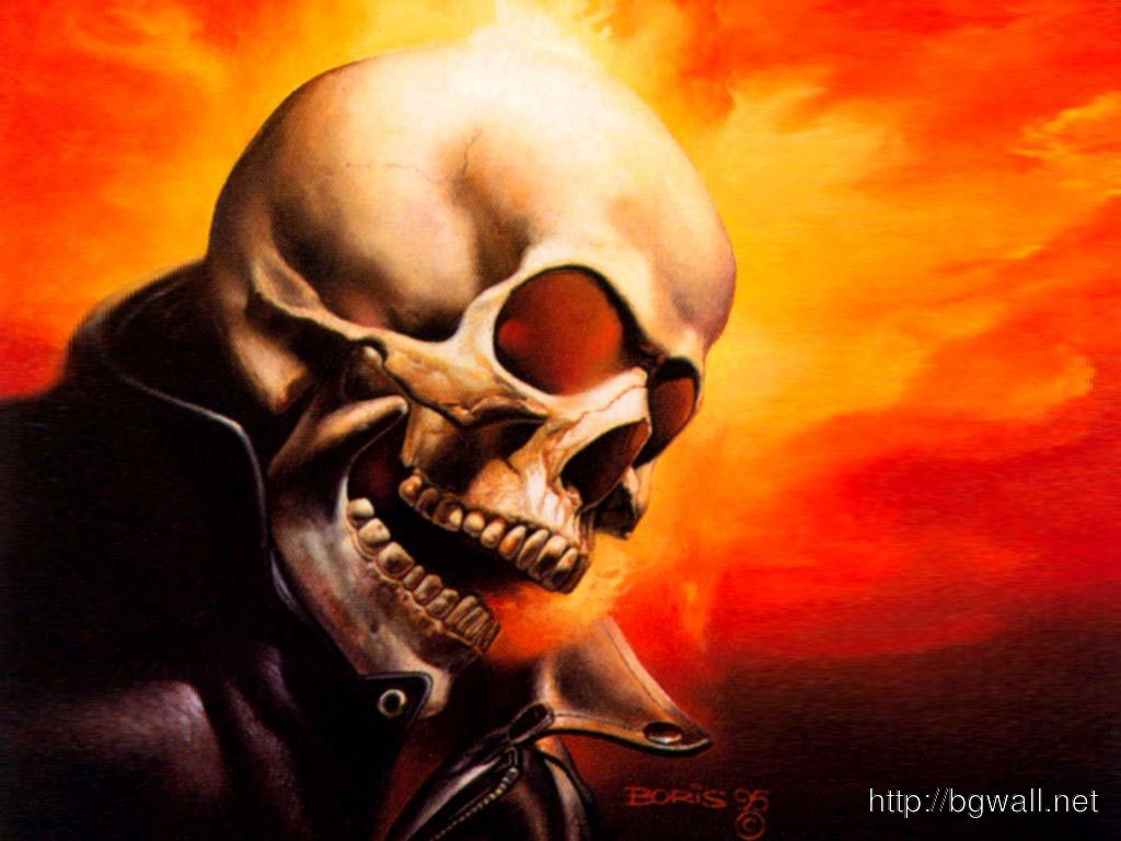 terror images ghost rider