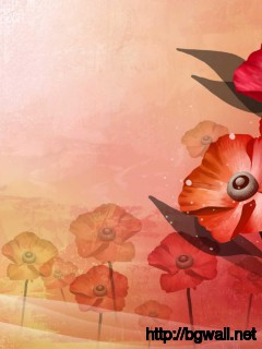Beautiful-Art-Colorful-Flowers-Wallpaper